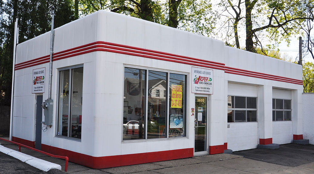 Gulf Gas Station >> Pennsylvania Icebox & Modern Gas Stations | RoadsideArchitecture.com