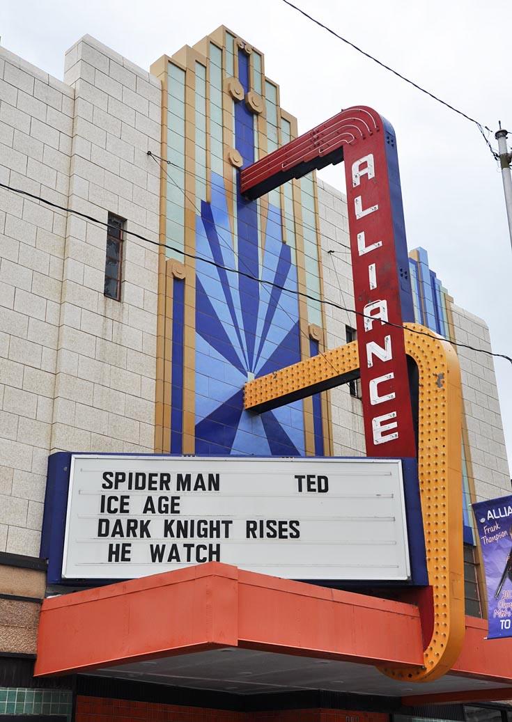 Nebraska Movie Theatres   RoadsideArchitecture com
