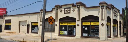 Studebaker Buildings Amp Dealerships Roadsidearchitecture Com