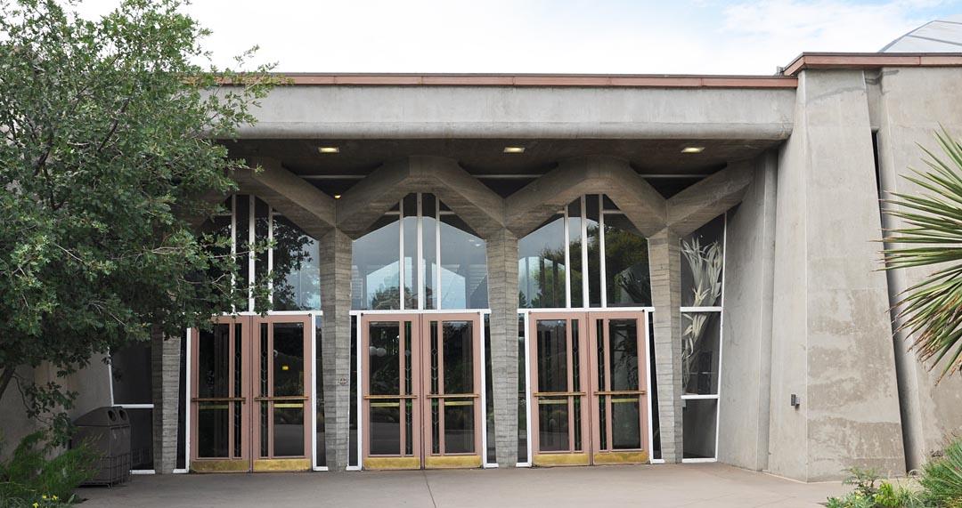 Denver Mid Century Modern Buildings