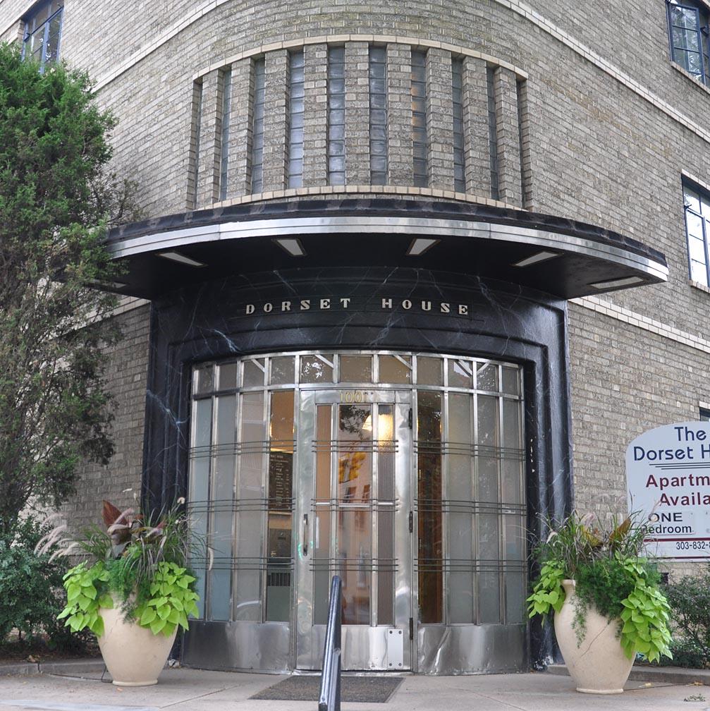 Denver Art Deco \u0026 Streamline Moderne Buildings