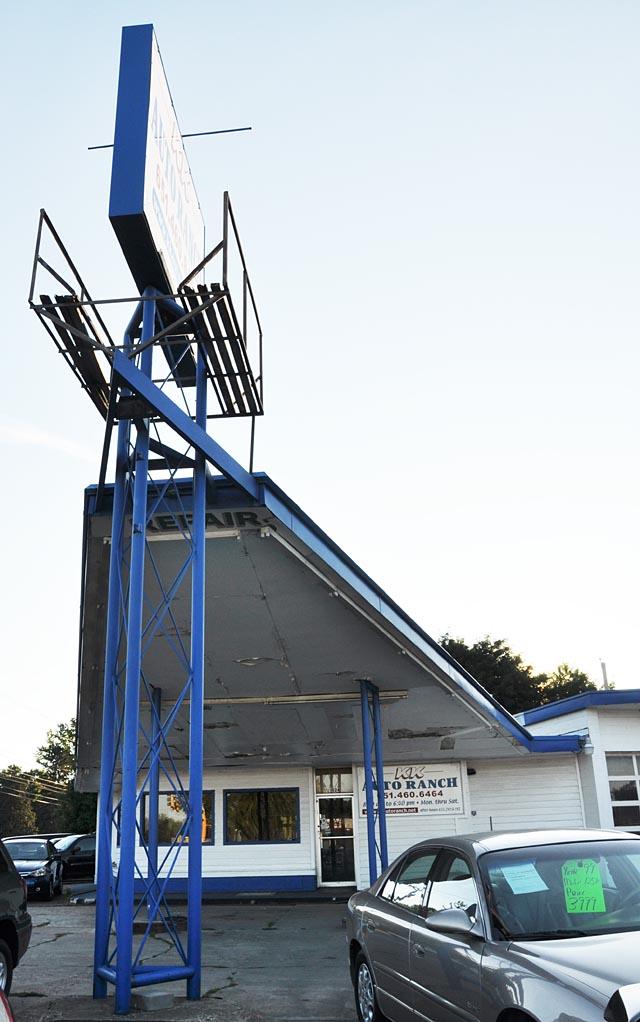 Spring Grove Mn >> Minnesota Icebox & Modern Gas Stations   RoadsideArchitecture.com