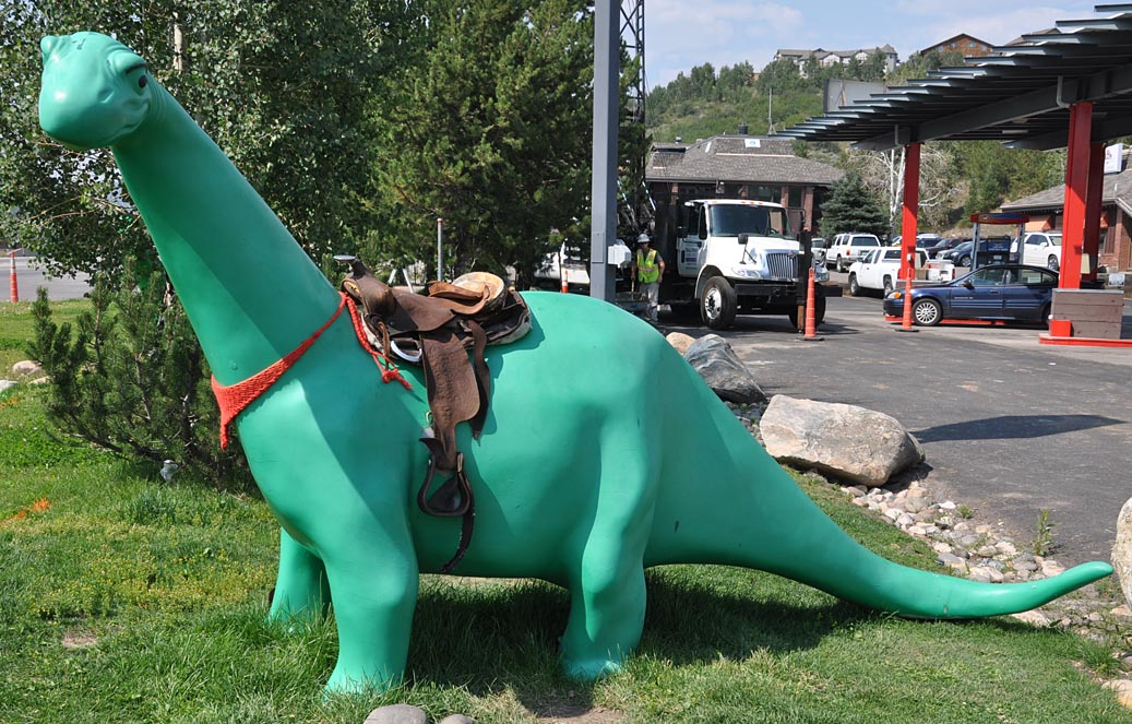 Image result for sinclair dinosaur