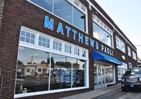 Matthews Paoli Ford >> Pennsylvania Car Showrooms & Dealerships | RoadsideArchitecture.com