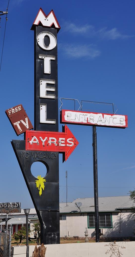 Motel  Fresno Ca Belmont