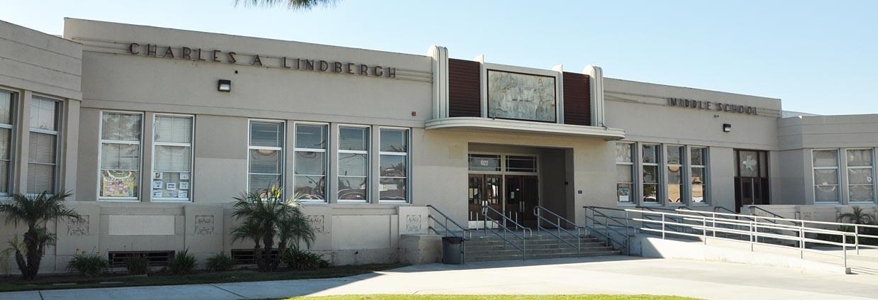 Long Beach Middle School: Long Beach Art Deco & Streamline Moderne Buildings