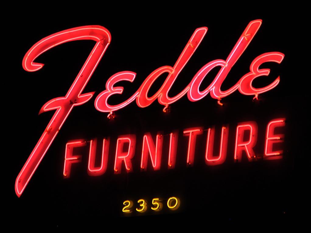 Pasadena, CA, Fedde Furniture
