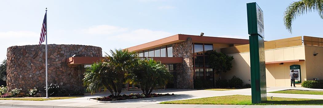 California Mid Century Modern Bank Buildings