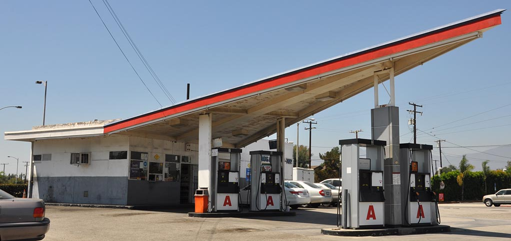 Gas Stations In California >> California Phillips 66 Gas Stations Roadsidearchitecture Com