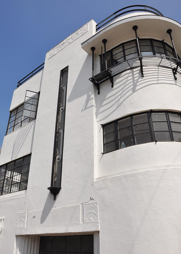 los angeles art deco streamline moderne buildings page 6