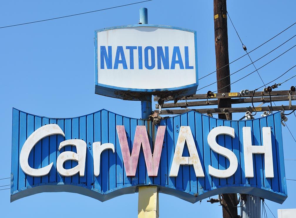 Mid century modern car washes roadsidearchitecture national car wash north hollywood ca solutioingenieria Choice Image
