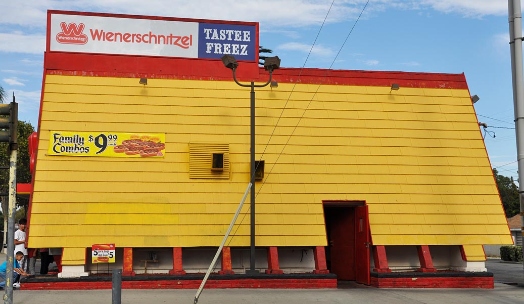 Wienerschnitzel also serves delicious Shakes, Cones and Sundaes made from Tastee-Freez soft serve at most Locations. History. Established in Founded by John Galardi in with a single hot dog stand in Wilmington, California, Wienerschnitzel is a bona fide pioneer of 4/4(75).