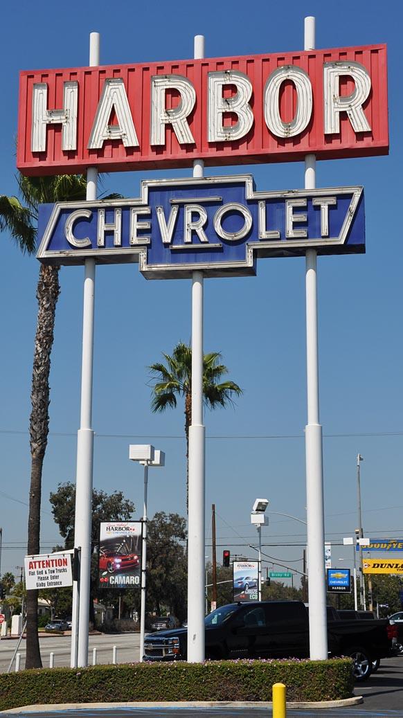 Harbor Chevrolet Long Beach, CA