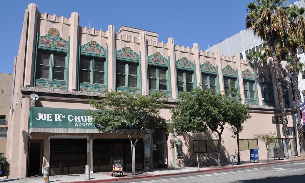 Long Beach Art Deco & Streamline Moderne Buildings ...