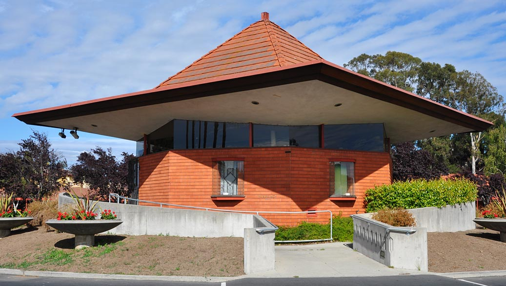 California Mid Century Modern Office Buildings