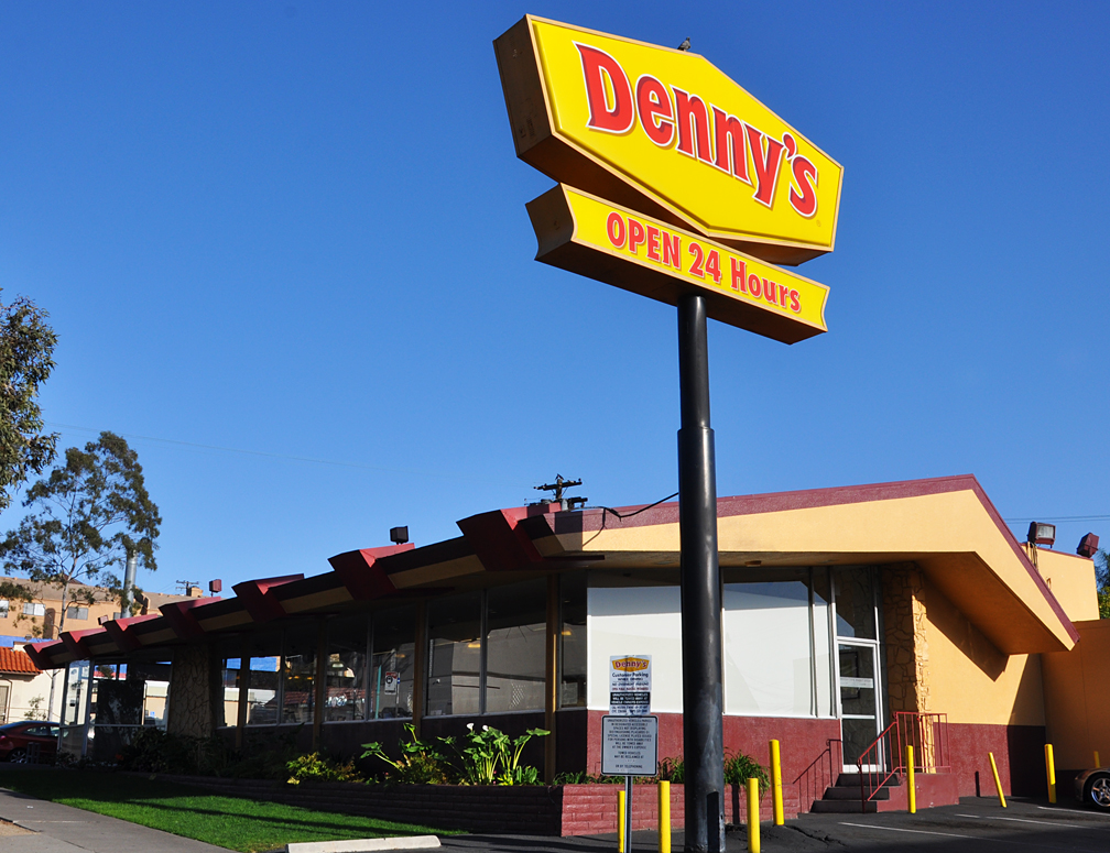 reviews of Denny's