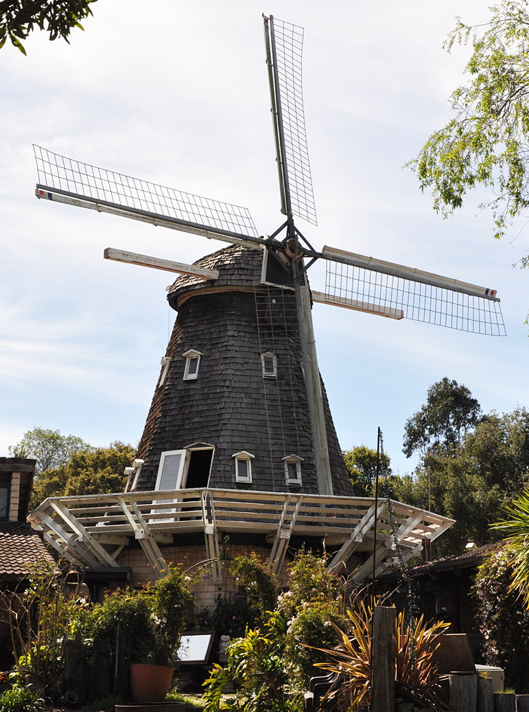 windmill buildings