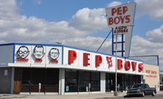 Pep Boys Statues Signs And Buildings