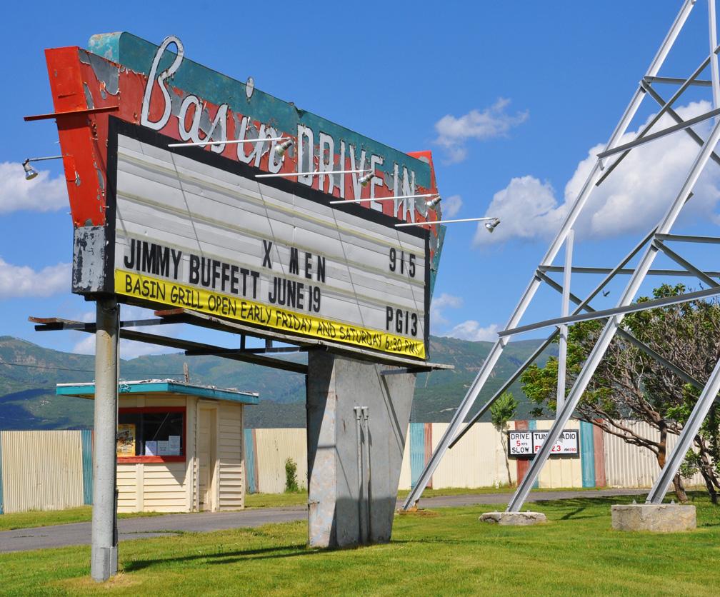 Utah Drive In Theatres