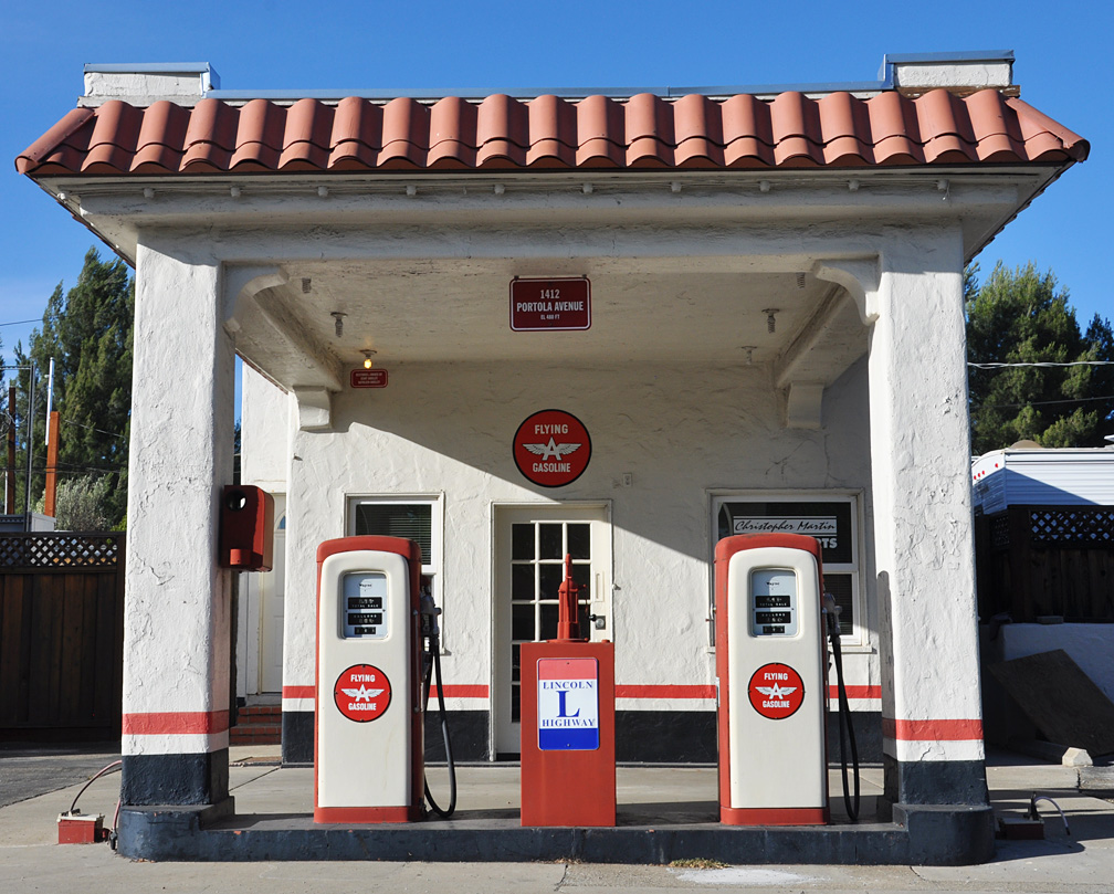 California Gas Stations Roadsidearchitecture Com