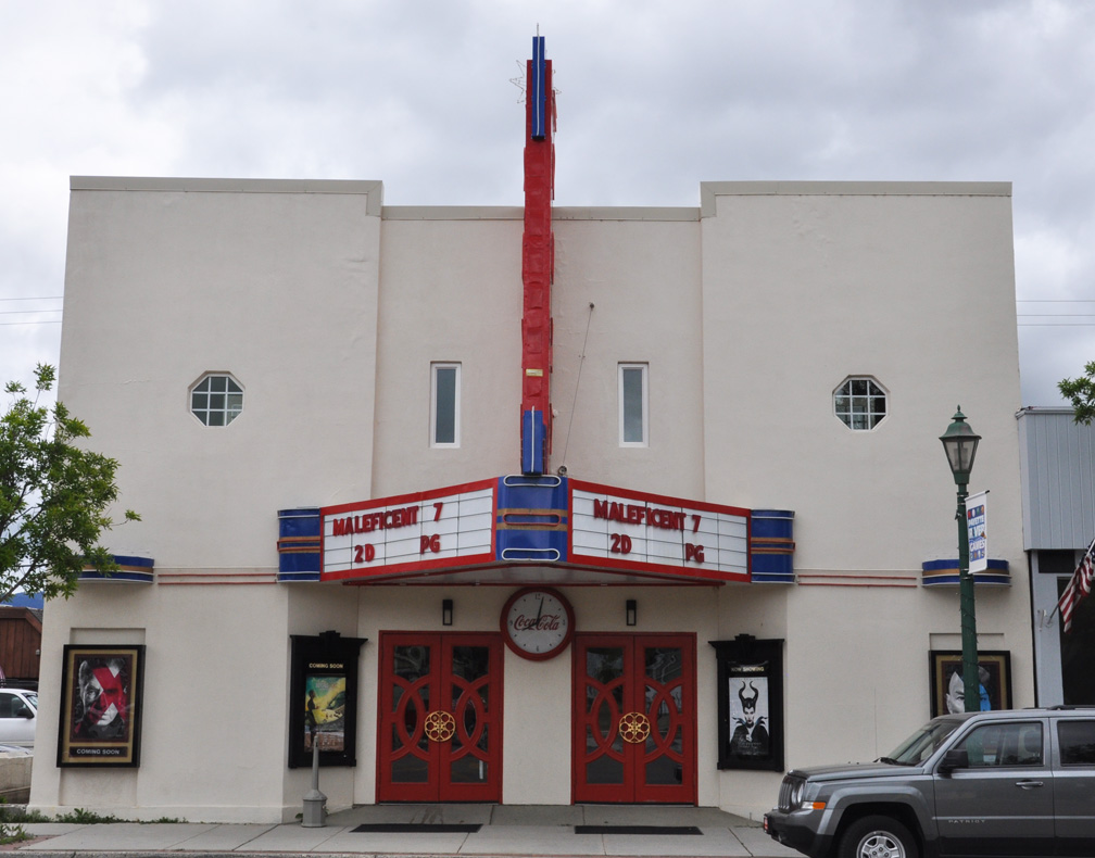 Movie theatre in lewiston idaho