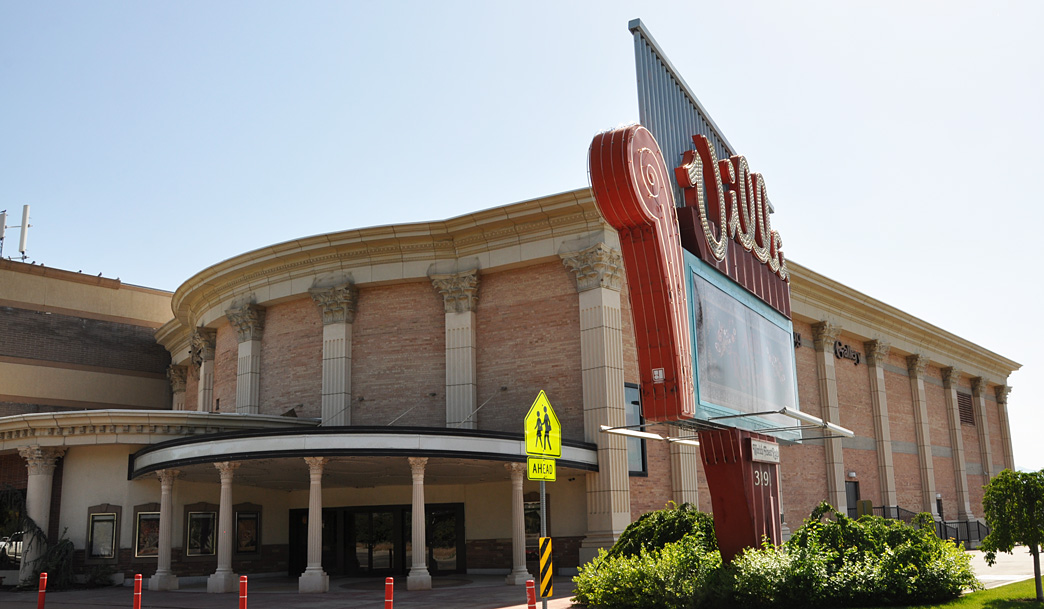 Movie theatres and salt lake city