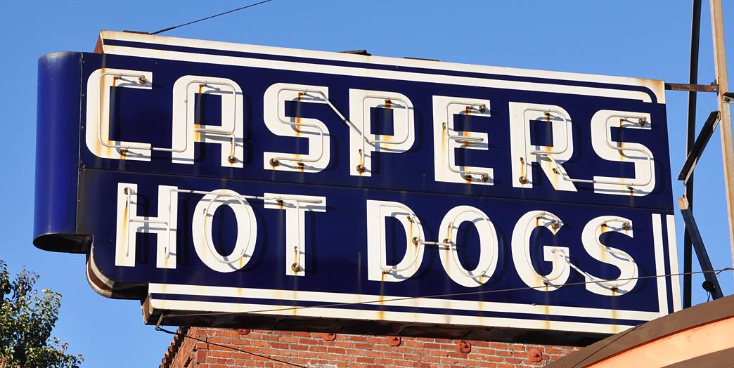 Caspers Hot Dogs Dublin