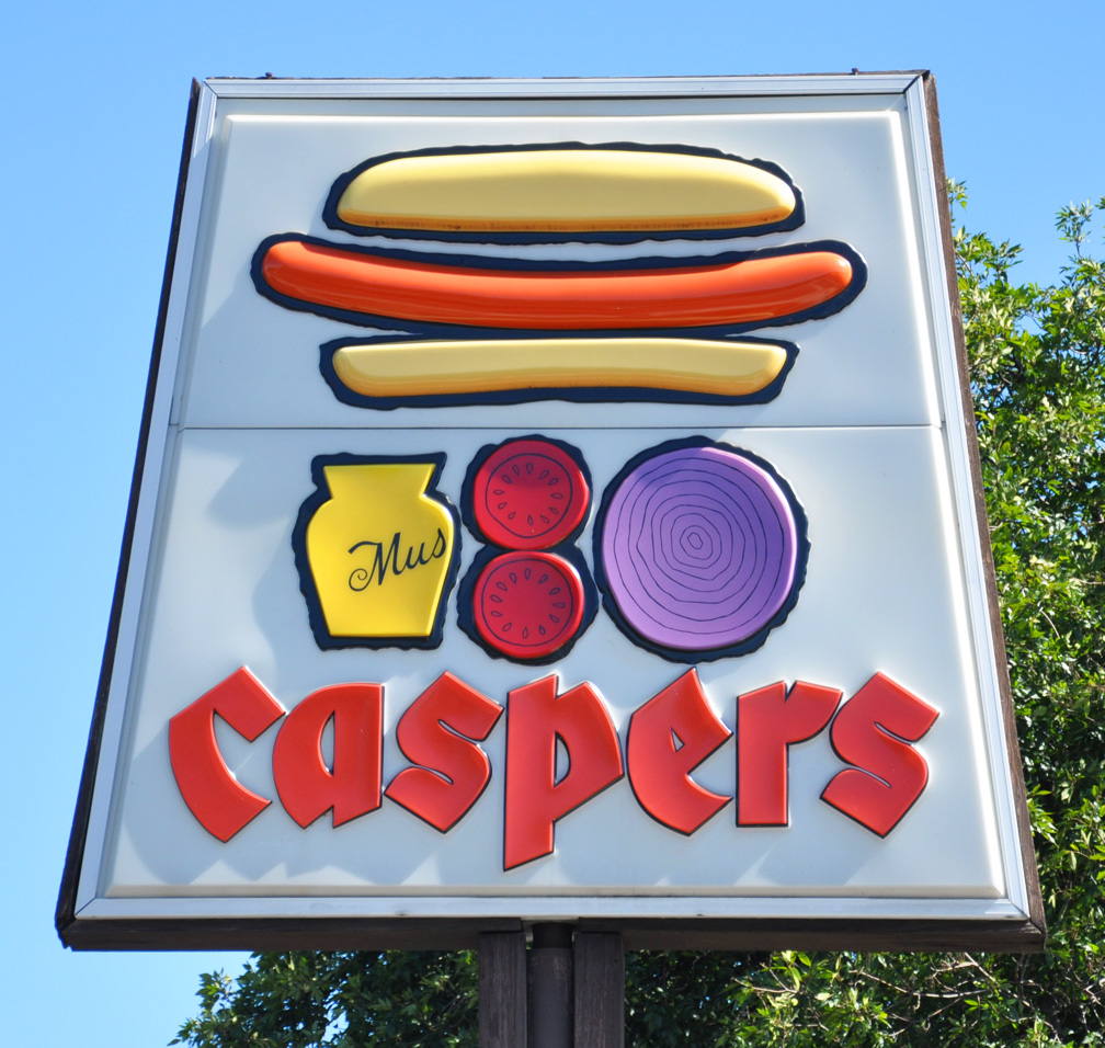 Caspers Hot Dogs Pleasant Hill