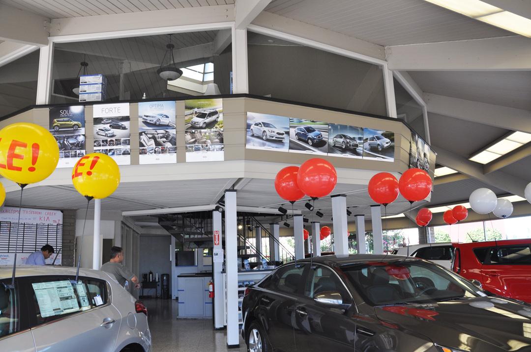 California Car Showrooms & Dealerships ...