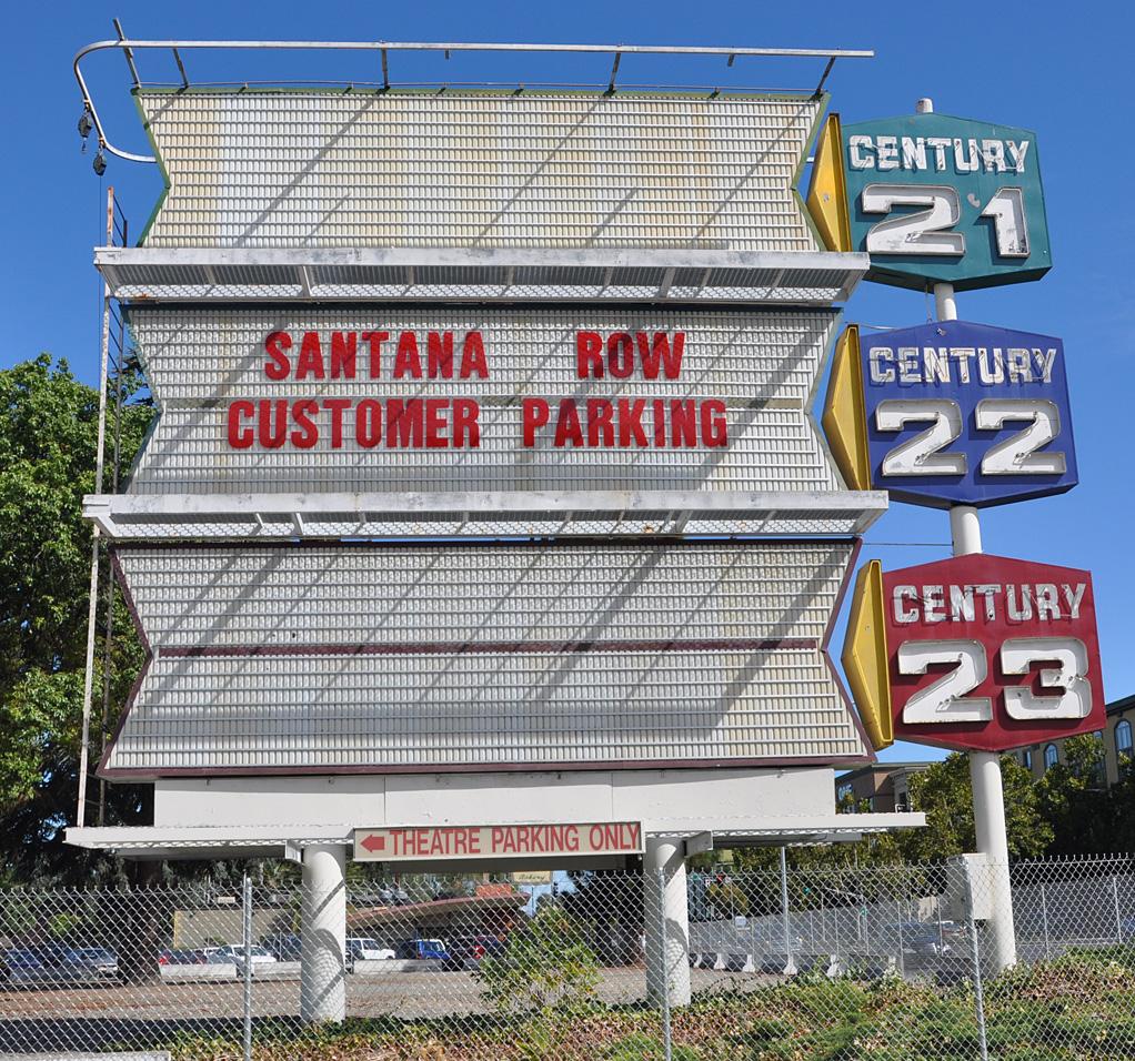 San Jose Movie Theatres | RoadsideArchitecture com