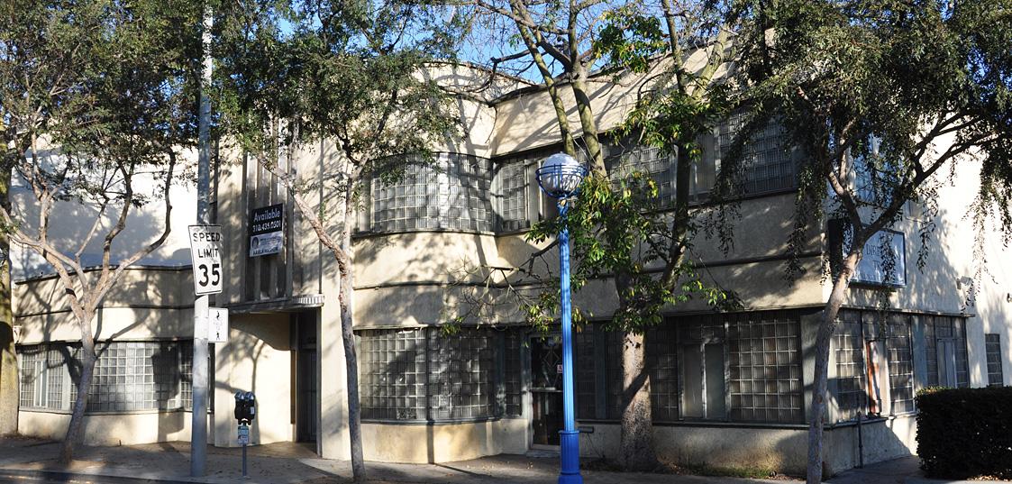 California Art Deco Amp Streamline Moderne Buildings