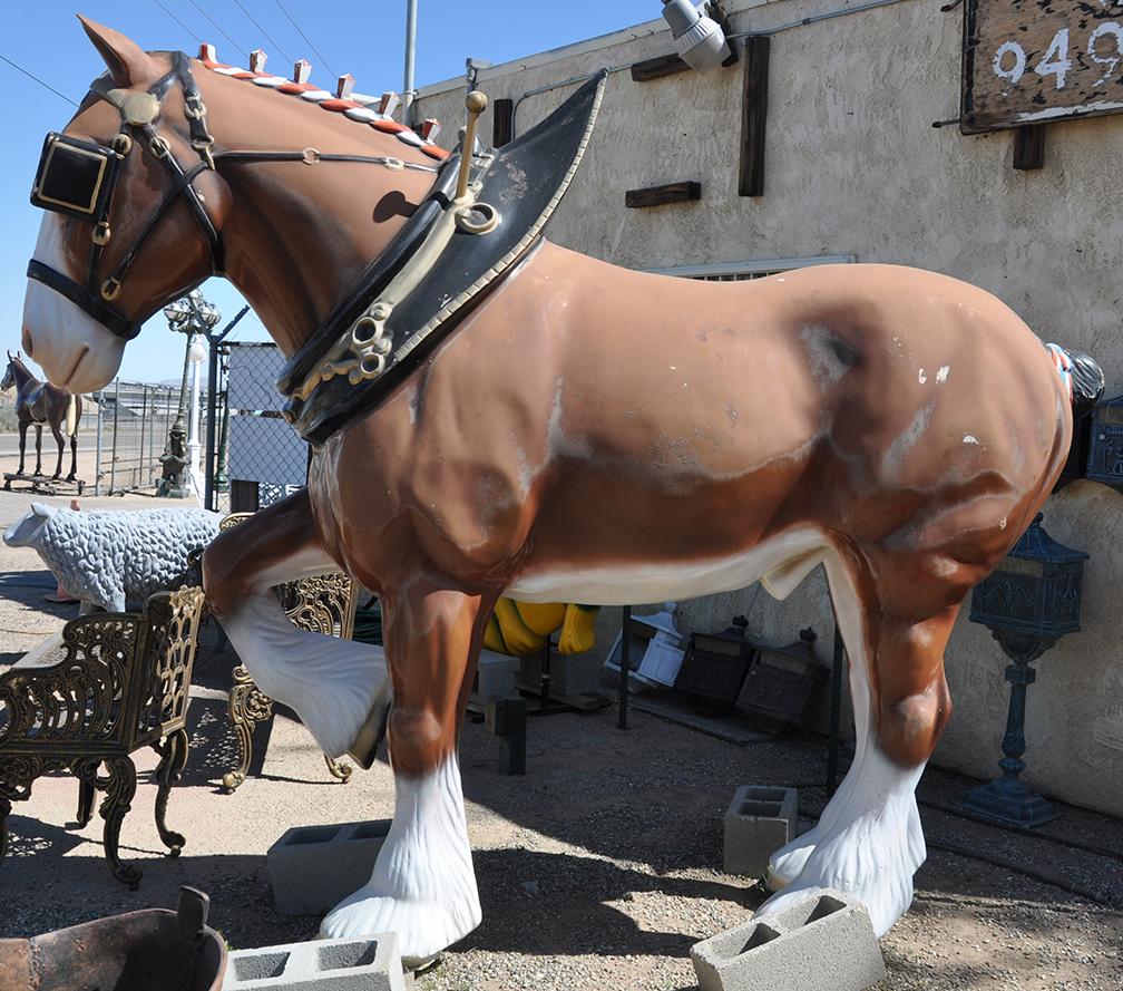 Horses & Equines Statues   RoadsideArchitecture com
