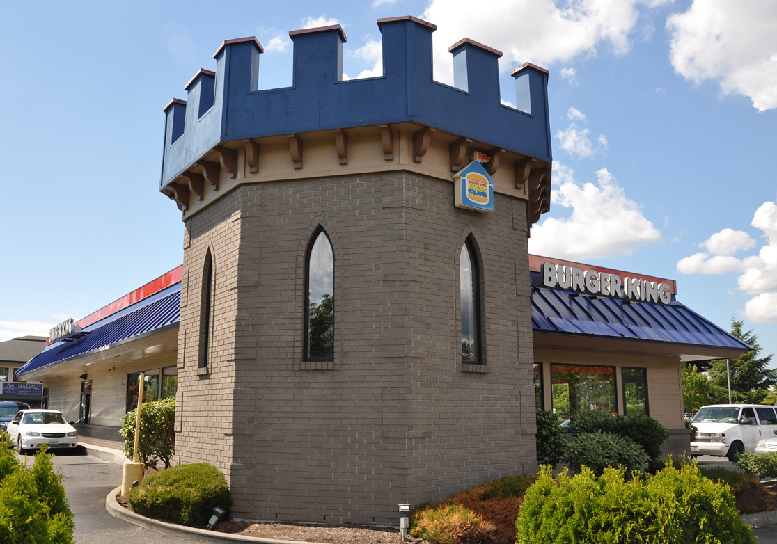 Pennsville NJ Burger King Gone