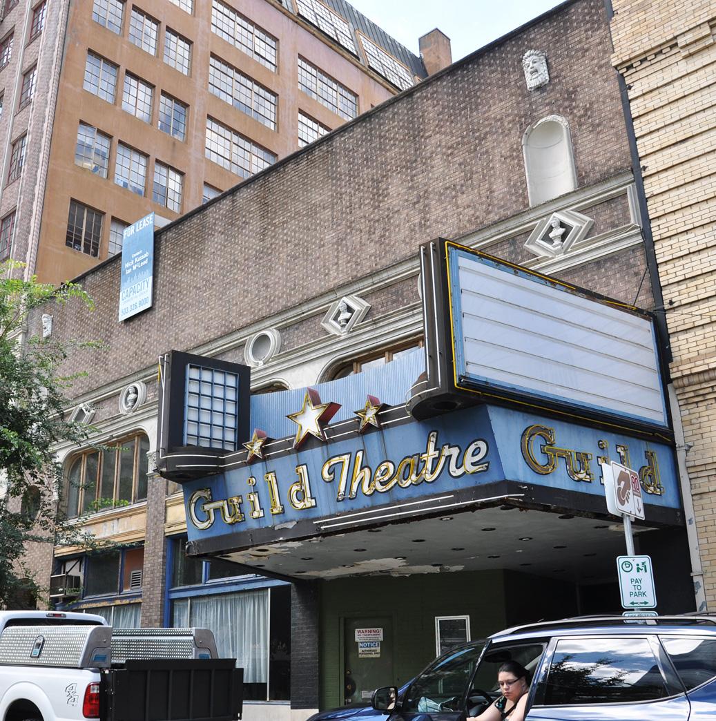 Guild Theatre Portland, OR