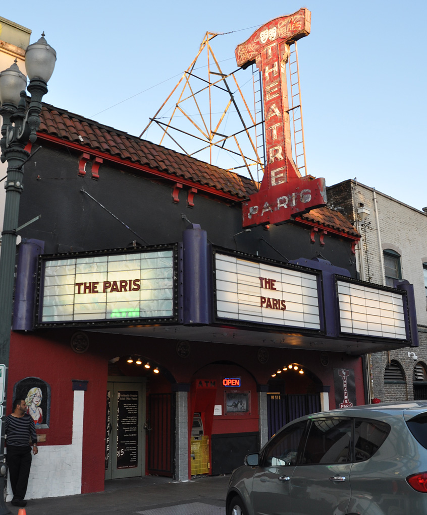 Portland, OR, Paris Theatre