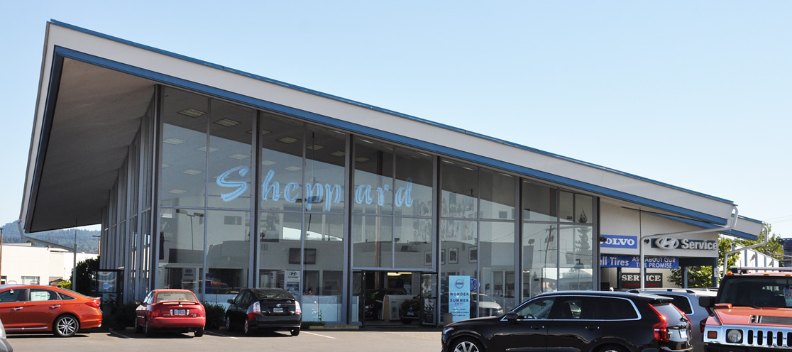 oregon car showrooms dealerships