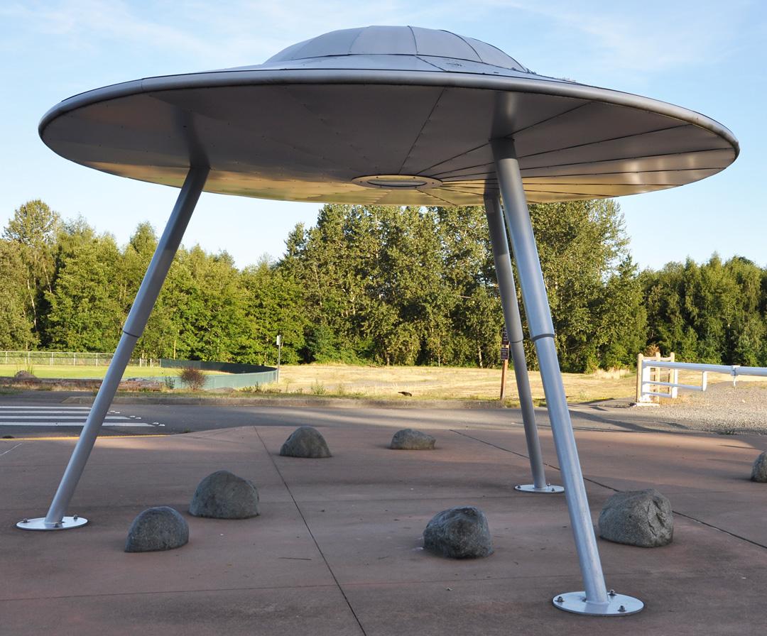 Théorie des événements extraterrestres Ufo