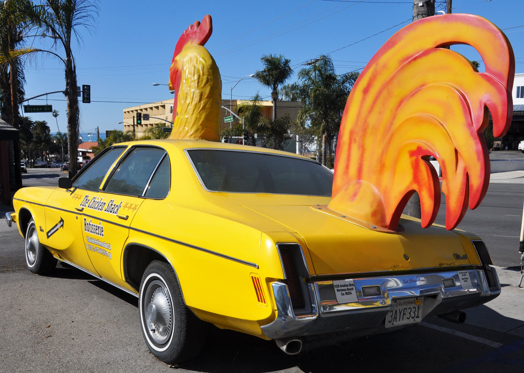 Used Cars Tampa >> Chicken Cars | RoadsideArchitecture.com