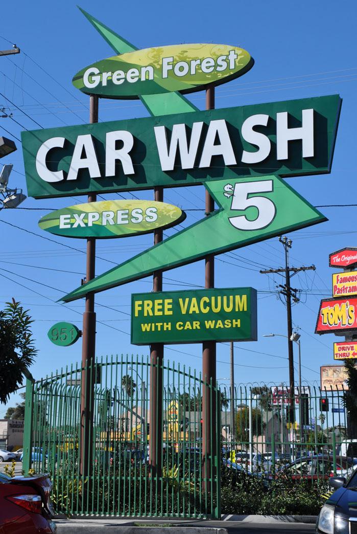 Car Wash In Apple Valley California