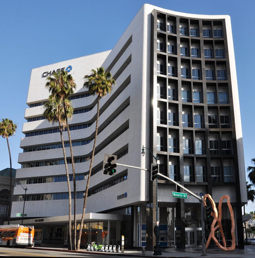 modern office building. California Mid-Century Modern Office Buildings | RoadsideArchitecture.com Building T