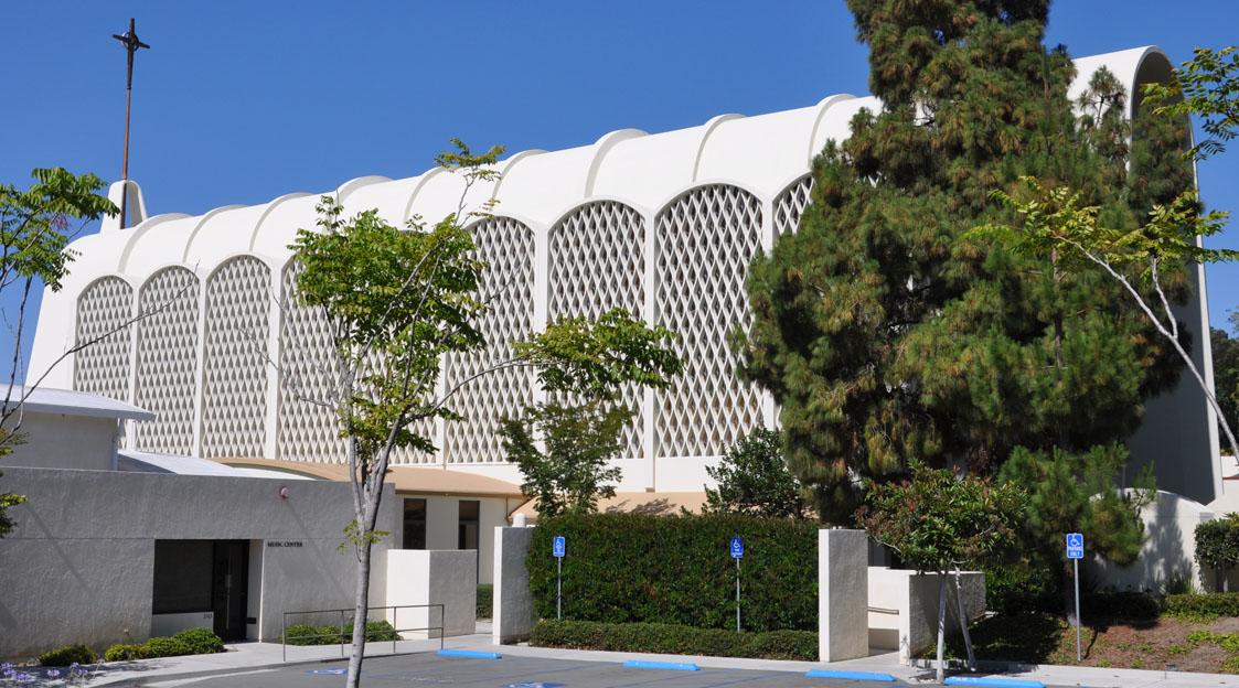 San Diego Area Mid-Century Modern Churches