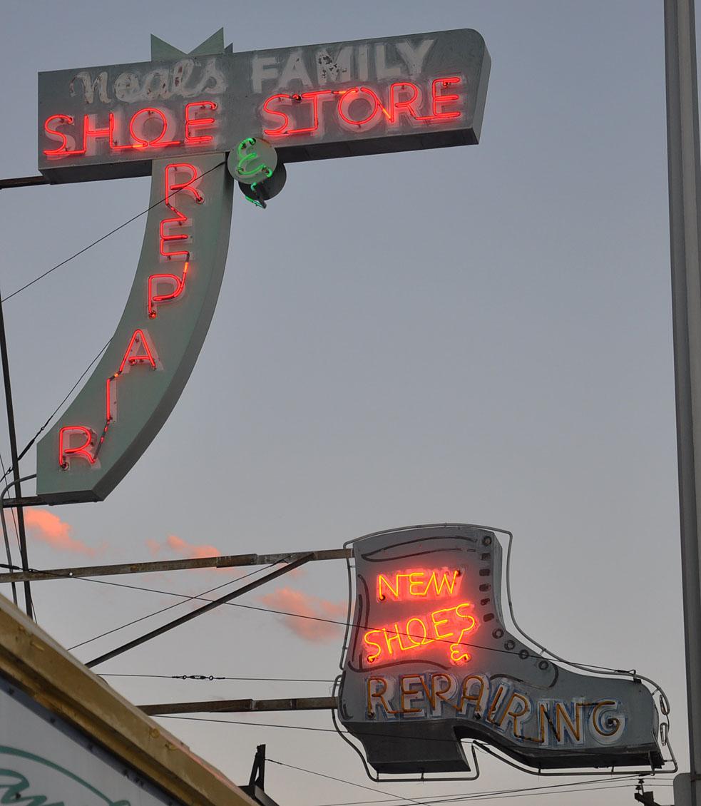 Neal S Shoe Store Repair