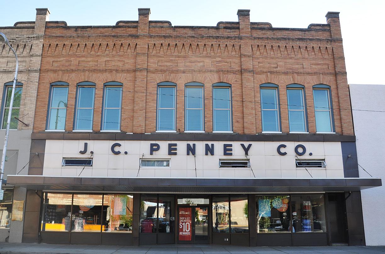 J C Penney Store Buildings Roadsidearchitecture Com