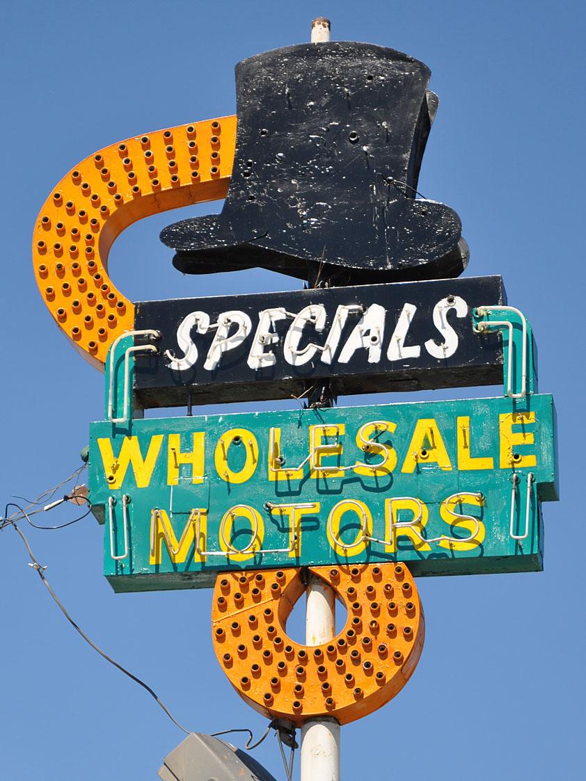 Spokane Signs | RoadsideArchitecture.com