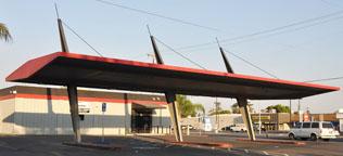 California Wilshire Gas Stations Roadsidearchitecture Com