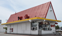 taco pup chains frame restaurant former eateries housed shown above westminster