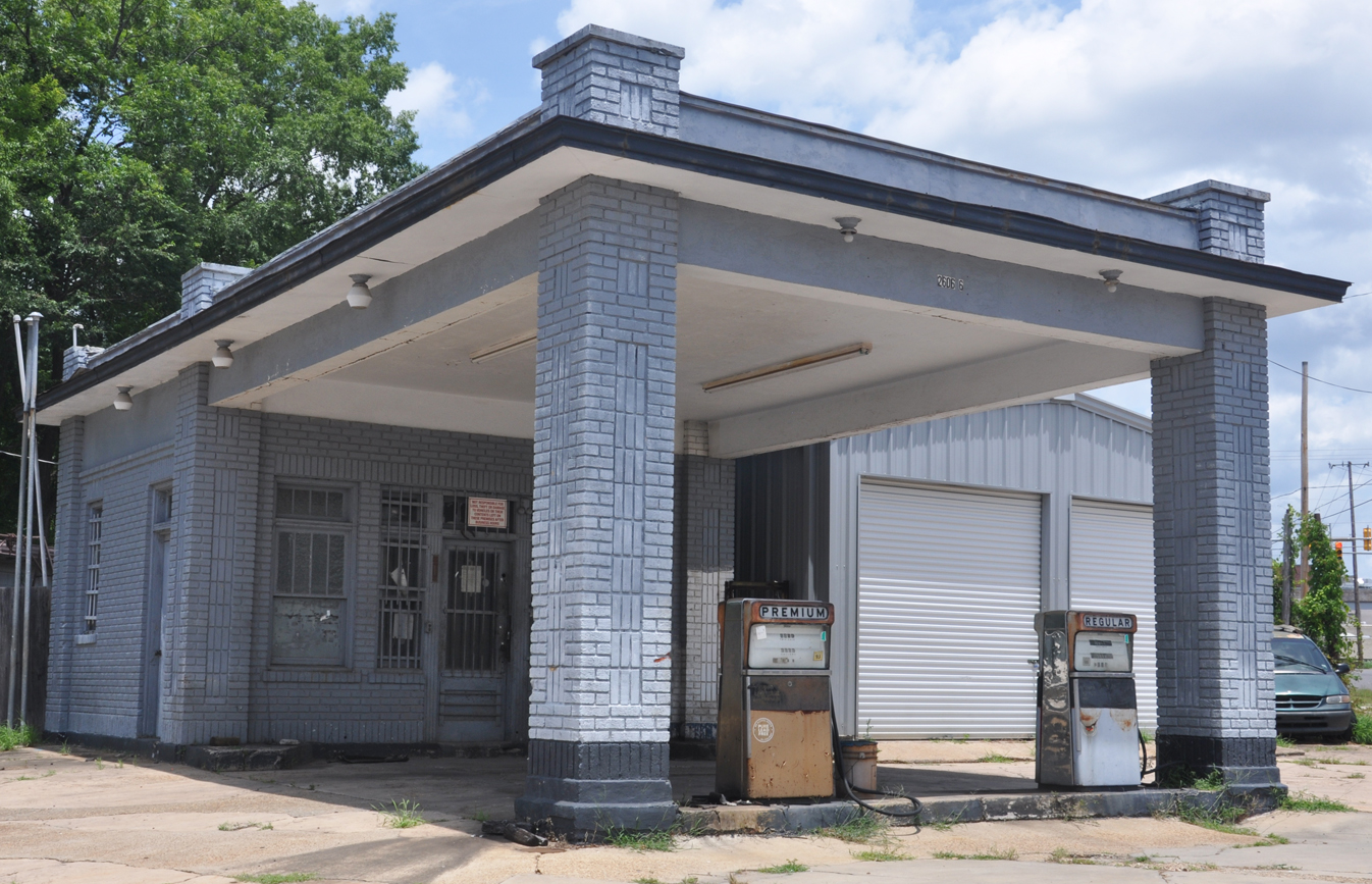 Mississippi Gas Stations | RoadsideArchitecture com