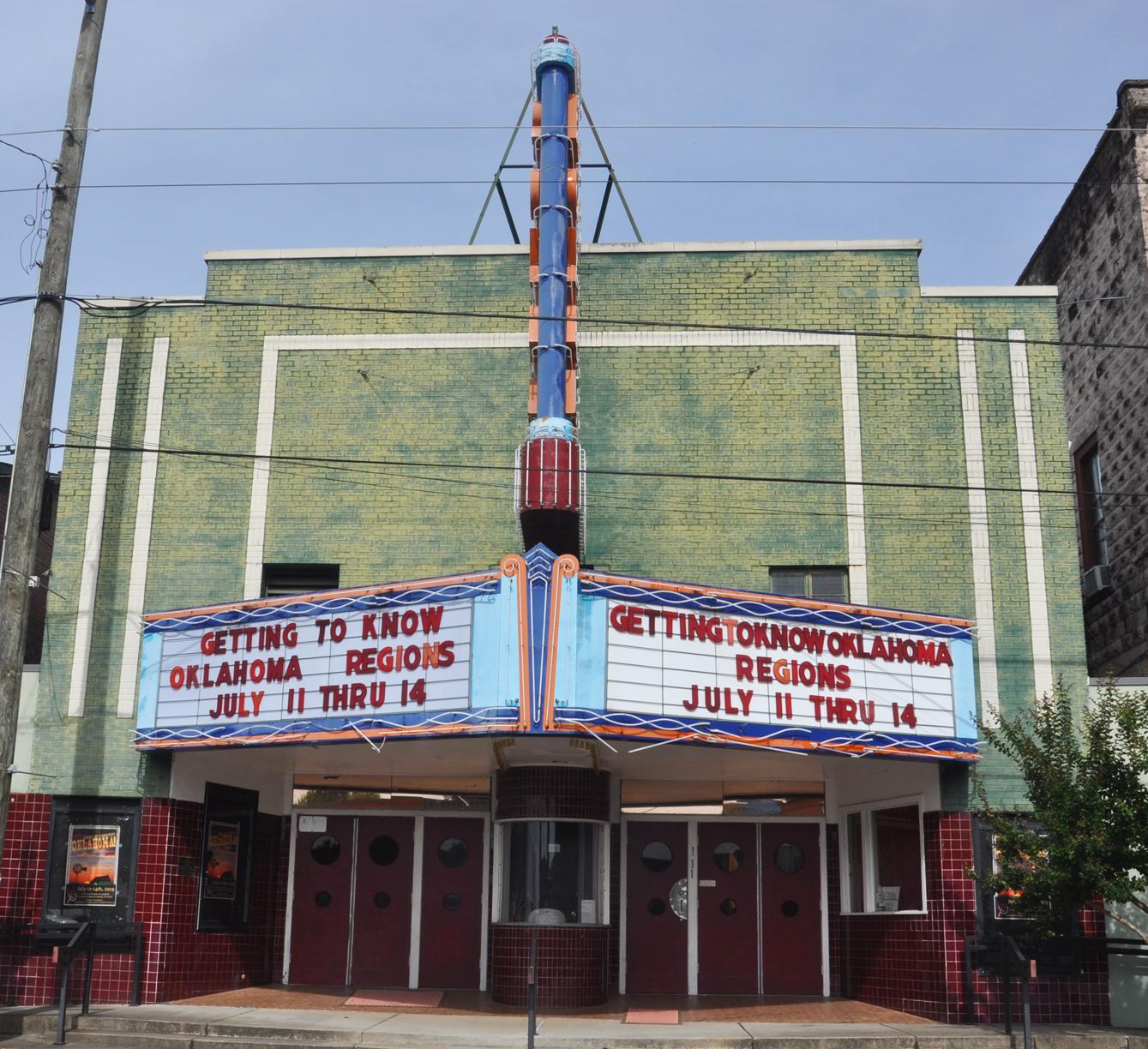 Landers Benton Ar >> Arkansas Movie Theatres   RoadsideArchitecture.com