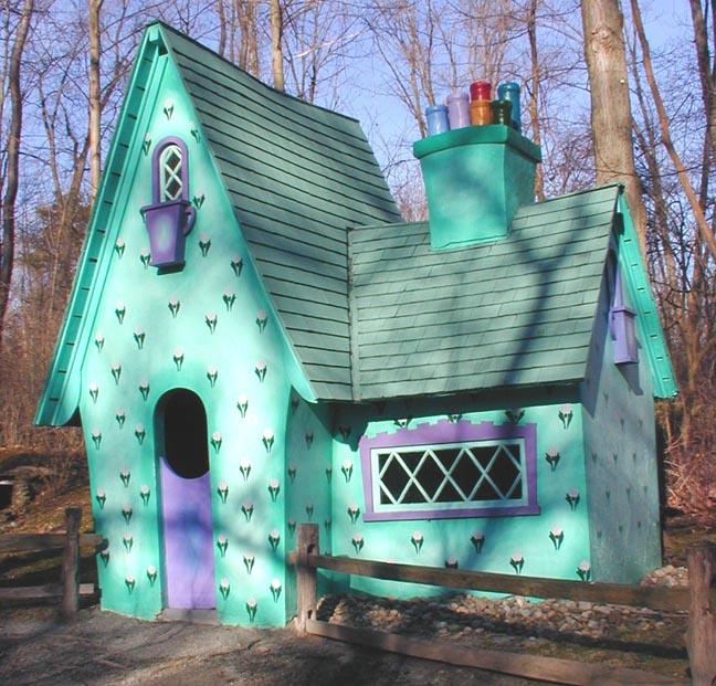 Pennsylvania Fairy Tale Parks Roadsidearchitecture Com
