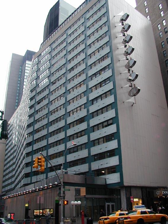 New York Mid Century Modern Motels Amp Hotels